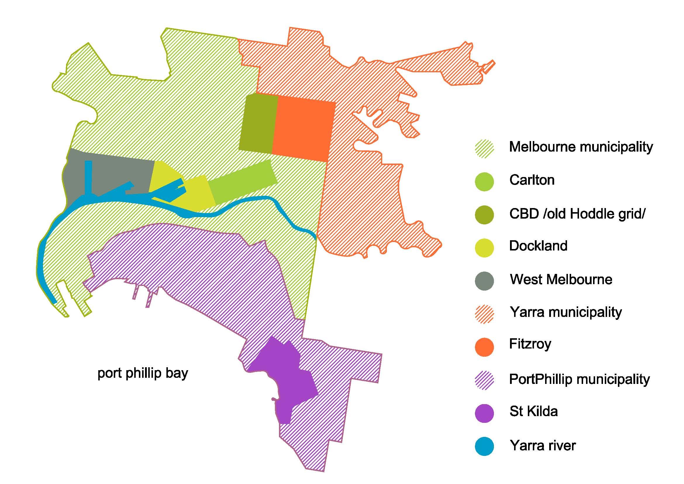mapa trilogy